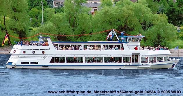 Moselschiff s563arei-gold